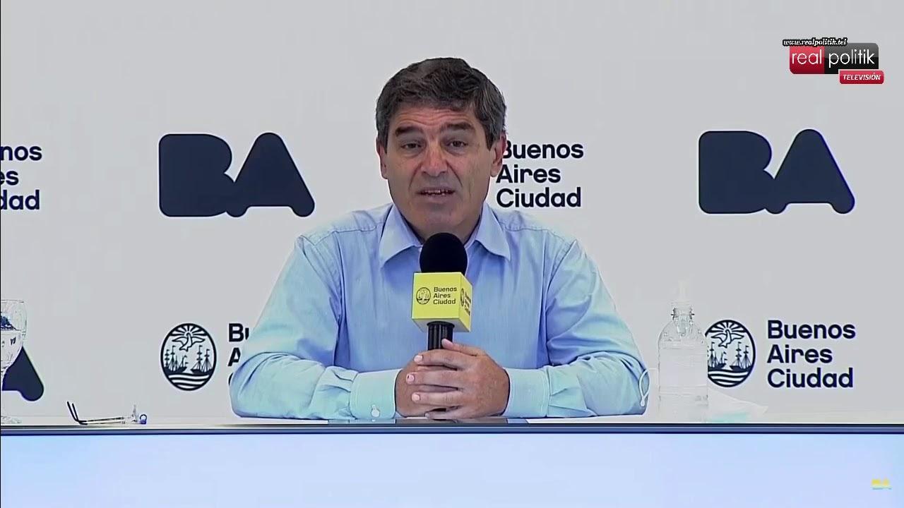 """Fernán Quirós: """"Suspender la presencialidad causa un daño enorme"""""""