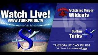 Girl's Basketball - Sultan vs. Archbishop Murphy