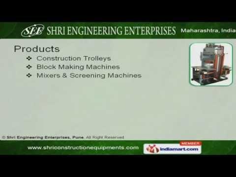 Screening Machinery,Block Making Machinery,Construction Concrete