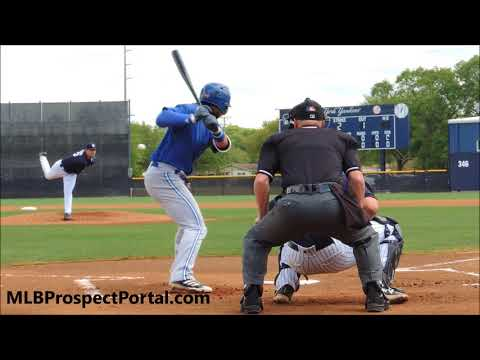 Bo Bichette - Toronto Blue Jays - Full RAW Video