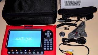 Review Satlink ws6980 HD