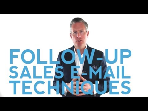 mp4 Sales Follow Up Email, download Sales Follow Up Email video klip Sales Follow Up Email
