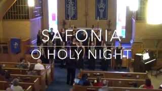 Safonia O Holy Night 2014