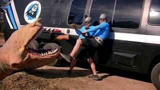 The Aquabats! Super Show! - Open the Worm! Music Video
