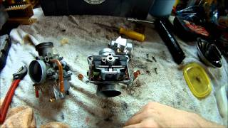 Yamaha Banshee or Blaster Rejet How to