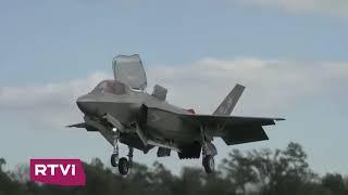 F-35 впервые в боевых условиях. Израиль заявил о применении новых самолетов пятого поколения