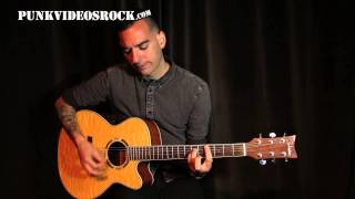 Anti-Flag - Bring Out Your Dead (acoustic)