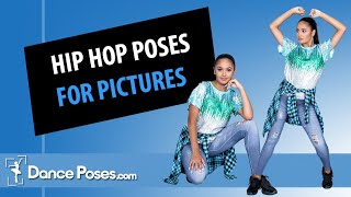 Hip Hop Poses For Pictures