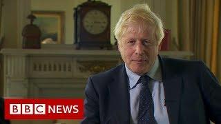 Boris Johnson insists UK will leave EU on 31 October- BBC News