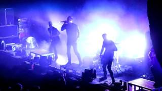 Architects LIVE These Colours Don't Run 18.02.16 FullHD Oberhausen