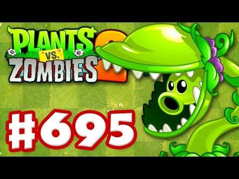 SNAP PEA! New Plant! - Plants vs. Zombies 2 - Gameplay Walkthrough Part 695