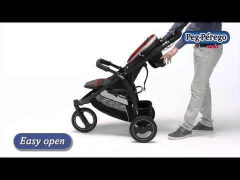 All-Terrain Stroller – Book Cross by Peg Perego