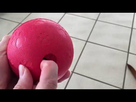 Futterball Hunde Spielzeug. Trixie / Karlie usw. (Teil 1)