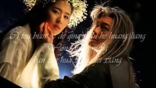 Ost.New Condor Heroes - With Lyrics ~Jane Zhang