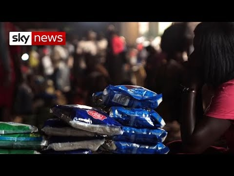 Zimbabwe on brink of economic collapse