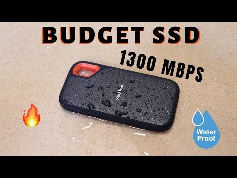 SanDisk 500GB SSD USB-C Unboxing | Budget SSD | Tech Unboxing 🔥