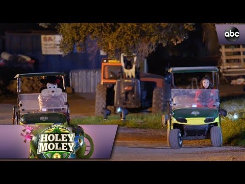 The Opening Race - Holey Moley