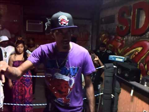 Headline Friday: Mic Fight - K Stacks vs Tha Paperboy 7-27-12