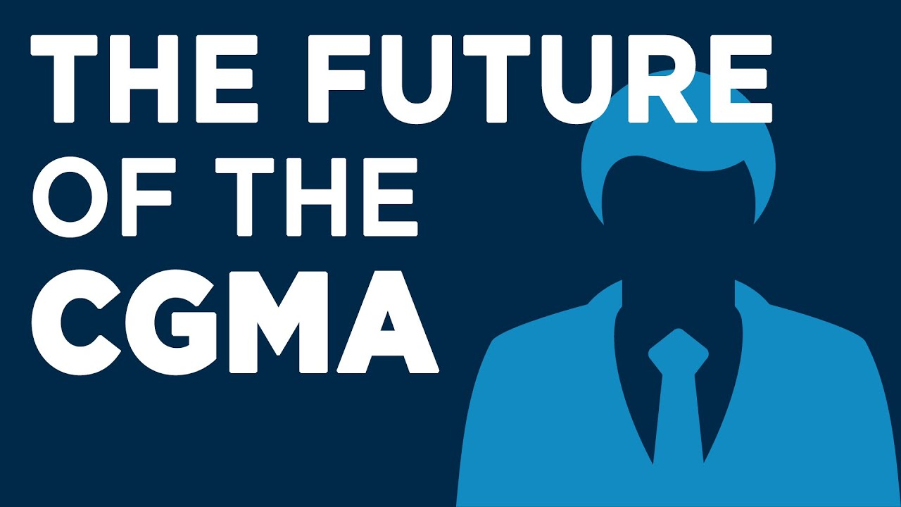 The Future of the CGMA