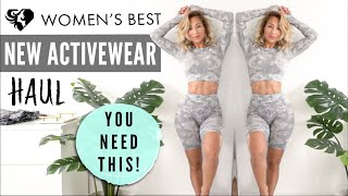 NEW ACTIVEWEAR HAUL | Camo & True Collection - Womens Best Review
