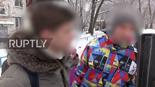 Russia: Perm school attacker was patient in 'psychiatric hospital' – witness