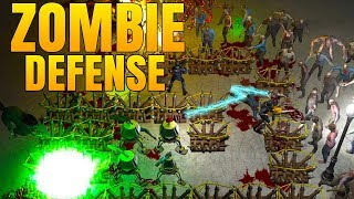 Yet Another Zombie Defense Game! - Yet Another Zombie Defense HD Gameplay