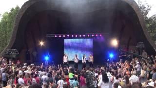 L.L. Junior feat. Nótár Mary - Összetart a dal (Koncert felvétel)