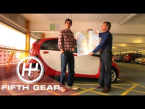Fifth Gear: Mitsubishi I Miev Road Trip