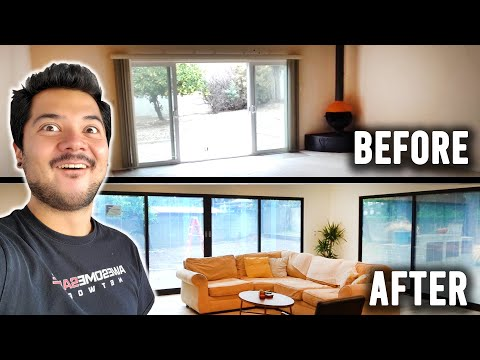 Our 7-month home renovation is DONE!! (Mind blowing!)
