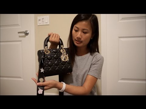 Unboxing: My Lady Dior Cruise 2017 & What Fits!