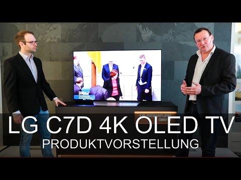 LG OLED65C7D OLED - Produktvorstellung - Thomas Electronic Online Shop - OLED55C7D