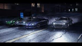 NFS Carbon - Custom Race: Fateful Night
