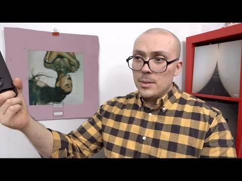 Ariana Grande - Thank U, Next ALBUM REVIEW - Theneedledrop