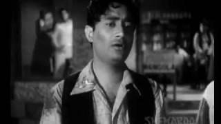 DUKHI MAN MERE , SUN MERA KEHNA-FUNTOOSH (1956
