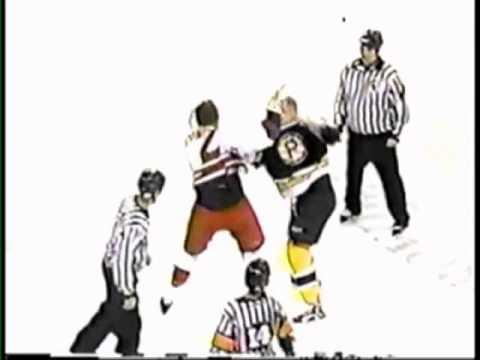 Colton Orr vs. Mike Commodore
