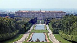Reggia di Caserta fantastica villa!
