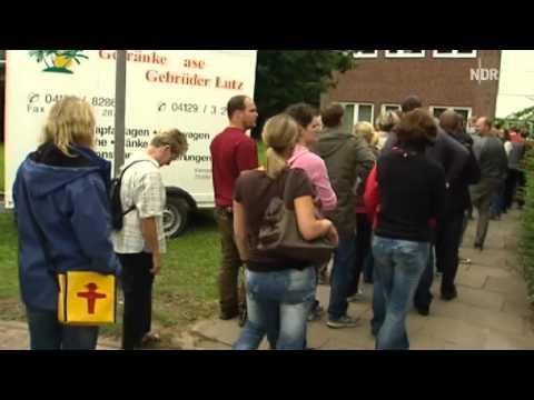 SH-Magazin: Bericht über die Typisierungsaktion in Haseldorf am 14.07.2012
