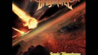 Above the Winter Moonlight-Dragonforce