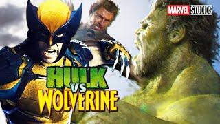 Avengers Wolverine vs Hulk Concept Teaser - Marvel Phase 4 News Breakdown