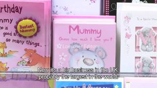 English - Greetings card (A1-A2 - with subtitles)