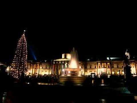 Nachtbeelden van Londen