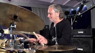 Pierre van der Linden,4 Rhythm Factory Recording 1 5 19