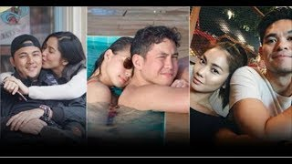 SPOTTED! It's Showtime's Girltrends with their  significant others! (Pinoy Trendz)