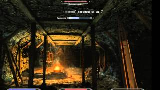 Skyrim Legendary Edition #03 Имперцы в туннелях
