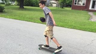 The 10 basic steps of longboarding