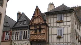 preview picture of video 'Visite de... QUIMPER'