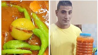 الليمون السريع مع صدفه جاد 😂😂 حسن كان هيخرب الفيديو واحنا متخاصمين