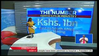 The Number: Kshs. 1bn lost in a film deal 18/12/2016