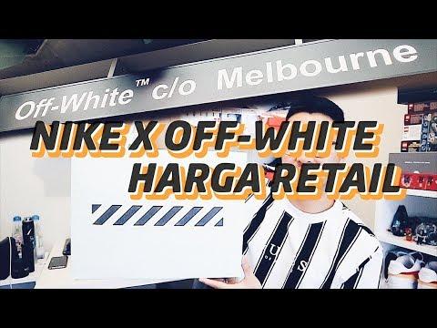 ANTRI NIKE OFF WHITE DI TOKONYA LANGSUNG!! HARGA RETAIL!!