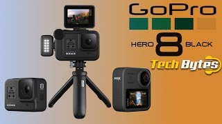 GOPRO HERO 8 Black | Unshakable Hyper Smooth Camera | Best Price Ever | Tech Bytes